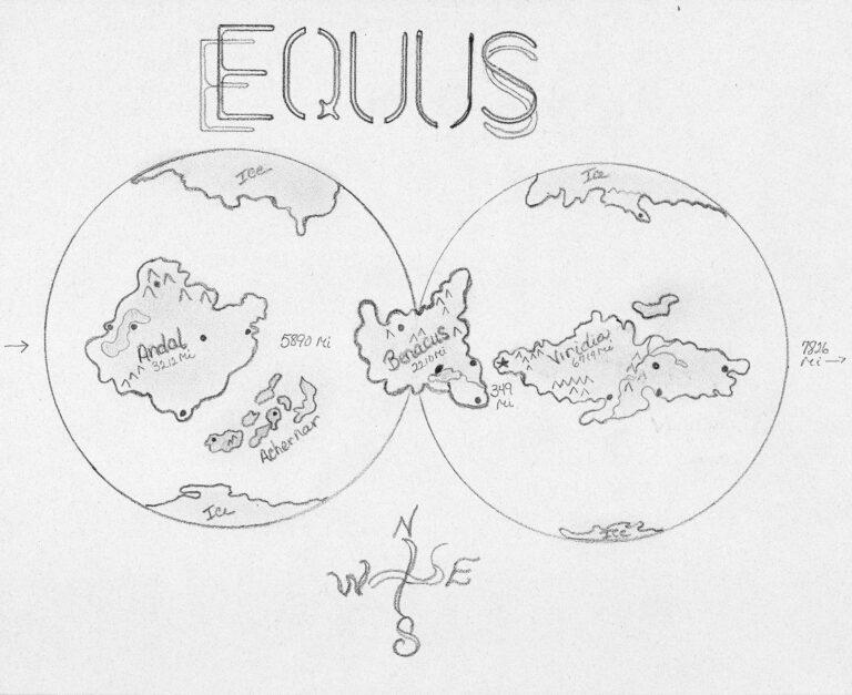 Map of Equus