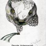 Sketch of Pythos