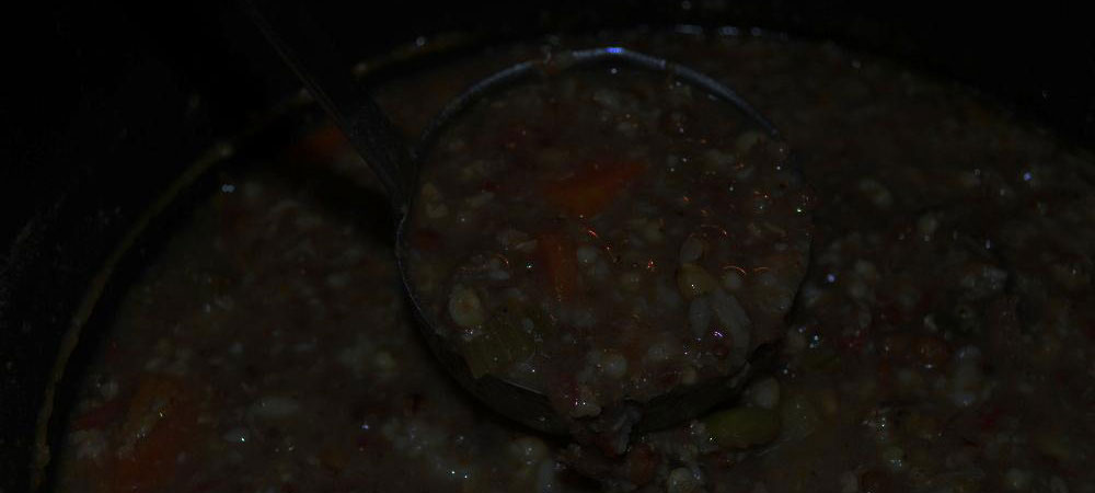 From The Kitchen At Canyon Keep #2: Ancient Grains Soup