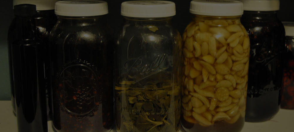 From The Kitchen At Canyon Keep #6: Sweet Sour Pickled Garlic