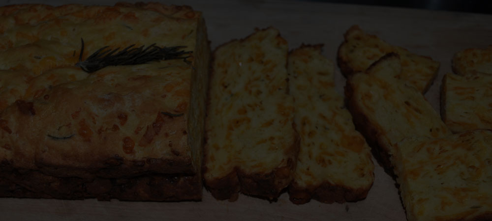 From The Kitchen At Canyon Keep #11: Rosemary Cheddar Bread